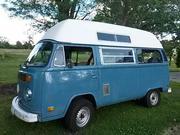 1973 volkswagen Volkswagen Bus/Vanagon camper