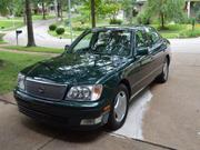 1998 LEXUS ls 400 Lexus LS LS400