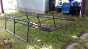 8ft. Steel pickup bed rack