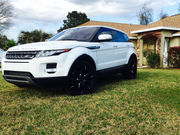 2013 Land Rover Evoque