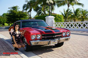 1970 Chevrolet Chevelle  SS Documented Big Block Chevelle