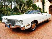 1972 Cadillac Eldorado 8.2 Litre
