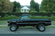 1987 Chevrolet CK Pickup 3500
