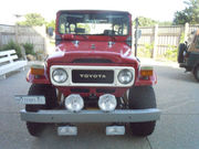 1979 Toyota Land Cruiser FJ 40